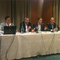 En directo desde la presentación de Reprisemedia en España