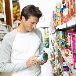 El precio de los alimentos ofrece un amplio margen de maniobra al comerciante