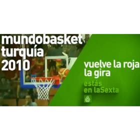LaSexta retransmitirá el Mundobasket en alta definición