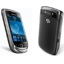 RIM presenta batalla a Apple con la Blackberry Torch
