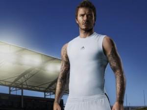 David Beckham será la imagen de una marca de Fitness interactivo