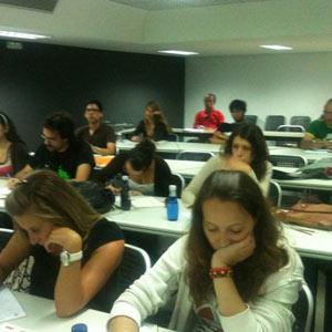 Las claves del nuevo lenguaje de los jóvenes, desde el Escorial