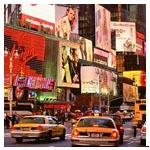 Aumenta el gasto en publicidad radiofónica y exterior en Estados Unidos