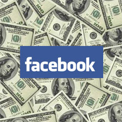 Facebook podría duplicar sus ingresos publicitarios este año
