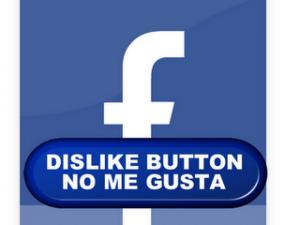 """La aplicación """"No me gusta"""" de Facebook es spam"""
