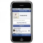 Facebook Places para el iPhone