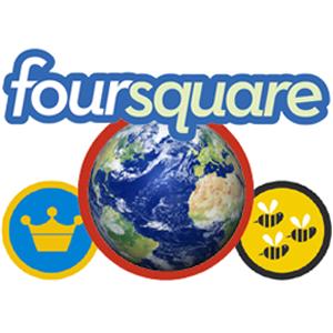 5 maneras en que las grandes marcas utilizan Foursquare