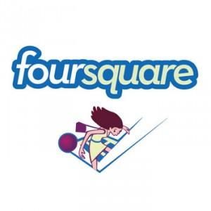 Foursquare supera los tres millones de usuarios registrados