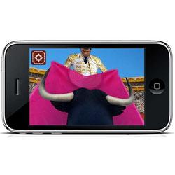 La tauromaquia llega al iPhone de la mano de iCapote