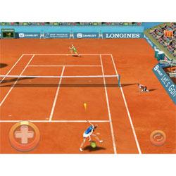 Longines patrocina un juego de tenis para el iPad