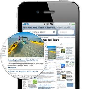 Una aplicación de iPhone prueba el riesgo químico de los productos