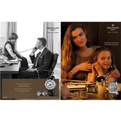 Los relojes Patek Philippe resisten la prueba del tiempo en una nueva campaña publicitaria