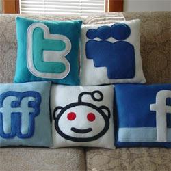 Las redes sociales absorben el tiempo de los internautas en Estados Unidos