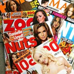 Las revistas masculinas se alejan de sus lectores en Reino Unido