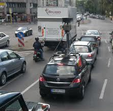Google ha sido citado por la Justicia española por el caso Street view