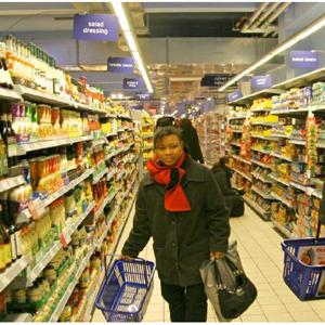 Los consumidores quieren información sobre productos alimenticios en el móvil