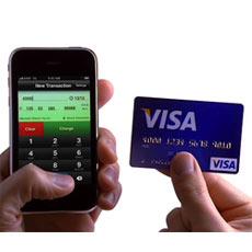 El Banco de América y Visa lanzarán un sistema para usar la tarjeta de crédito en el smartphone