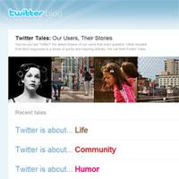 Twitter ha creado una aplicación que permite compartir historias