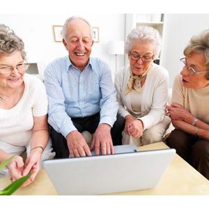 El 26% de los mayores de 65 años utiliza las redes sociales