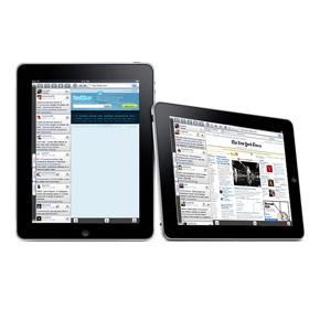 Twitter lanza una aplicación oficial para iPad
