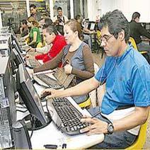 México aumenta un 21% sus usuarios de internet