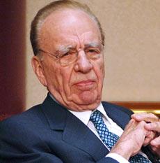 Murdoch cree que los medios experimentarán importantes cambios