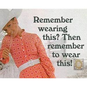 Lanzan una campaña vintage para promover el sexo seguro después de los 50