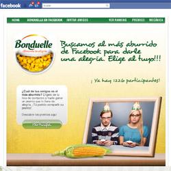 En busca del más aburrido de Facebook