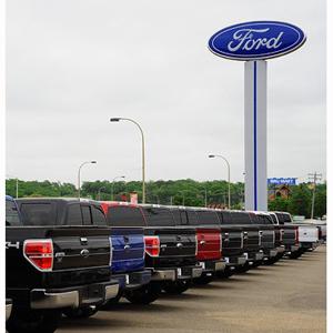Ford Motor Co., anunciante del año en EEUU