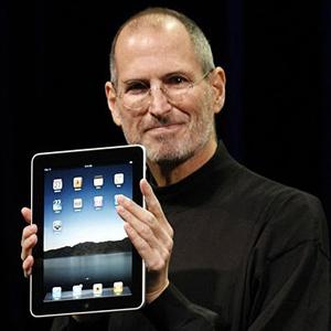 El iPad es el dispositivo electrónico de más rápida adopción entre los consumidores