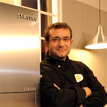 Samsung se une al canal cocina marketing directo for Canal cocina en directo