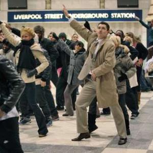 T-Mobile graba un flashmob en el aeropuerto de Heathrow