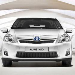 Toyota lanza su nuevo Auris híbrido HSD con una campaña interactiva