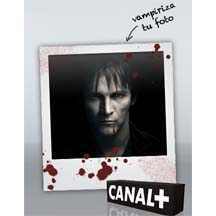 Canal+ promociona la serie True Blood en Facebook