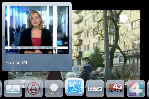 SPB TV, la aplicación alemana para ver la tv en el iPhone, triunfa en EEUU