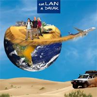 LAN Airlines reta a los usuarios a ganar el Dakar 2011 en las redes sociales