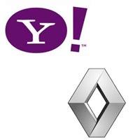 Yahoo! y Renault anuncian un acuerdo de colaboración