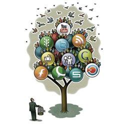 Las empresas aman las redes sociales