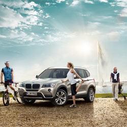 BMW organizará una competición deportiva para promocionar su nuevo modelo X3