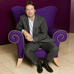 """Christophe Parcot (Yahoo!): """"Las marcas están más retrasadas que los usuarios"""""""