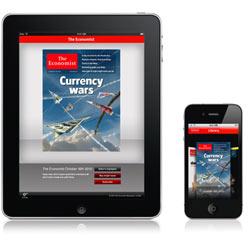 """""""The Economist"""" no se abarata con su llegada al iPhone y al iPad"""