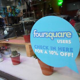 Foursquare permitirá a los negocios expulsar a los usuarios tramposos