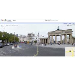 Google Street View recala definitivamente en Alemania