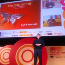 FICOD 2010: Guy Kawasaki y sus claves para encantar