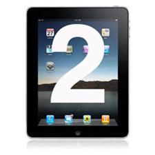 ¿Están ya listos los anuncios del nuevo iPad 2?