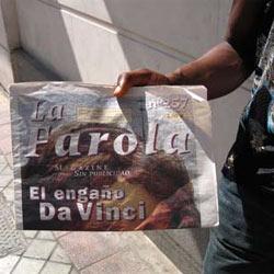 """Los periódicos de los """"sin techo"""" aumentan sus ventas"""