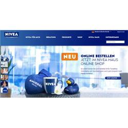 Nivea se lanza a la aventura del comercio electrónico