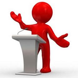 Las 10 reglas de oro de la oratoria para directivos