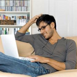 Colocar el portátil sobre las piernas puede causar problemas de infertilidad a los hombres