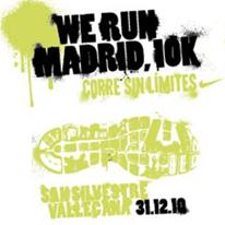 Nike y su San Silvestre Vallecana rompen récord de inscripción